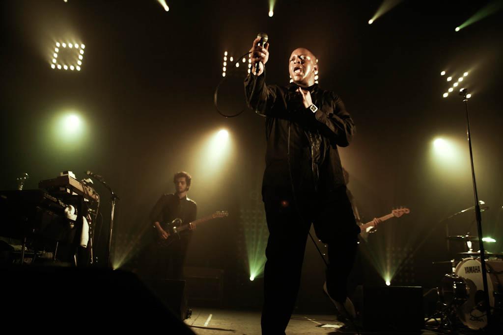 Oxmo Puccino, concert à la Cigale en 28 photos